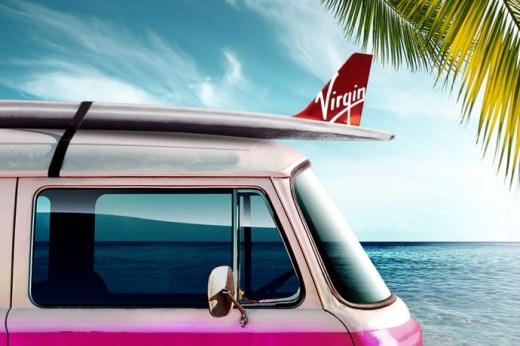 foto: Virgin America
