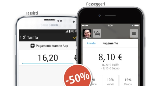 Screenshot mytaxi App_promo
