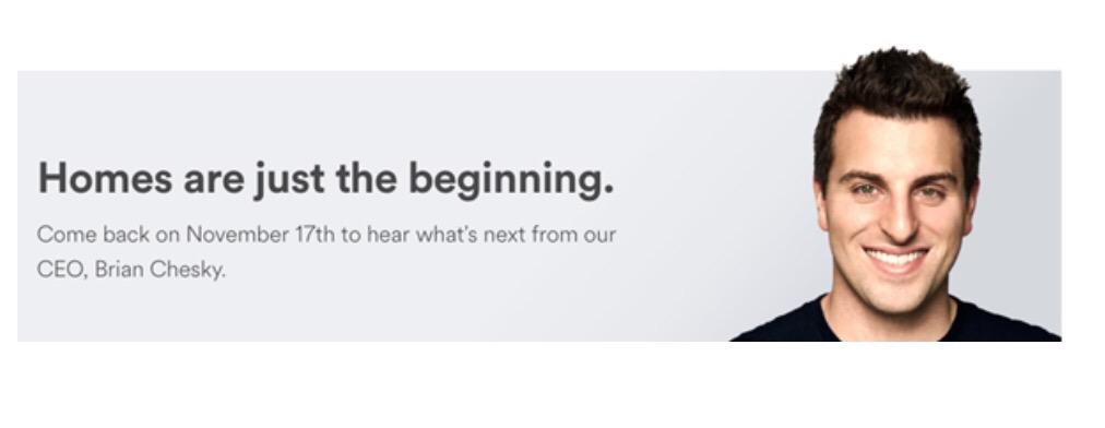 Airbnb, sale l'attesa per le novità che saranno annunciate giovedì 17 novembre dal CEO Brian Chesky